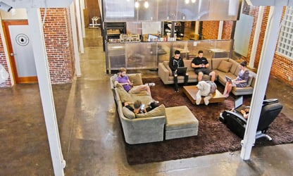 Turn-Key Creative Office Space Available