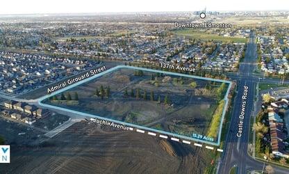 Griesbach Mixed-Use Development Land
