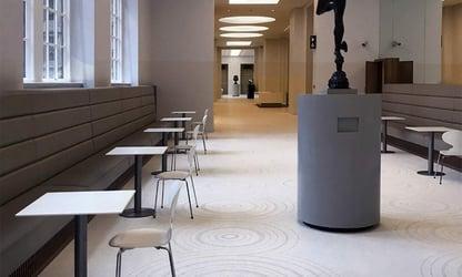 V&A Museum - Café, Refreshment Corridor