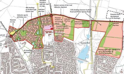 Melton Mowbray North Sustainable Urban Extension