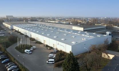 Mogilenska warehouse