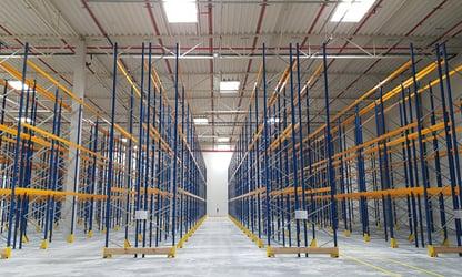 Zalando Logistics Centre