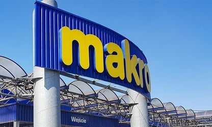 Makro Cash & Carry x 5 malls