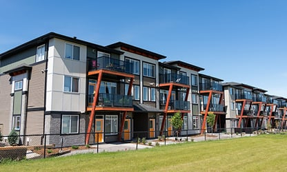 Essential Aurora Townhomes