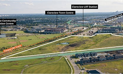 Clareview TOD Site