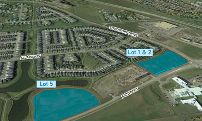 SouthPointe Development Sites