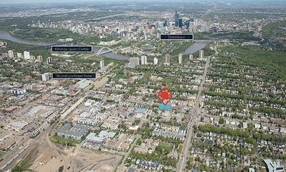 Old Strathcona Development Site