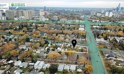 University Avenue Development Site