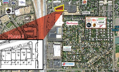 Abilene Market Phase III $2,450,000