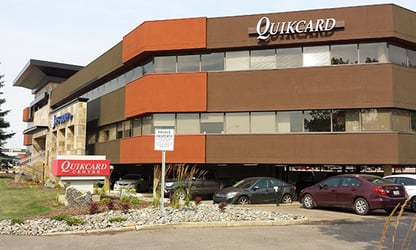 Quikcard Centre