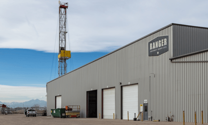 Ranger Energy Services Mission Critical Facility