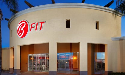 22,000 SQ FT 2ND GENERATION FITNESS FACILITY