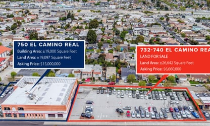 Mixed-Use Development For Sale