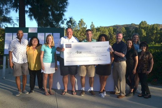 Avison Young holds 6th annual Golf Outing at the Calabasas Country Club
