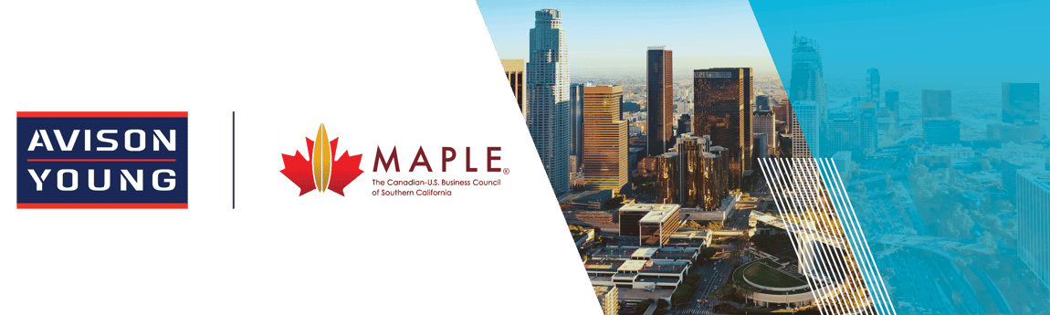 Avison Young Southern California joins MAPLE Business Council