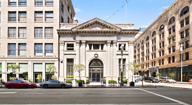 Historic Farmers & Merchants Bank building in downtown L.A. sells for $8.2 million