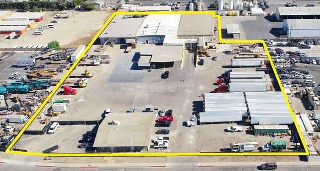 Avison Young brokers $5.87 million acquisition of industrial property in Oxnard, CA