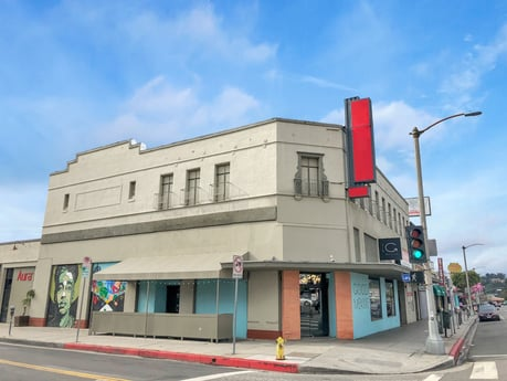 Avison Young negotiates creative office leases at G-Son Studios Building in Atwater Village submarket of Los Angeles