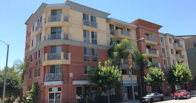 Avison Young brokers $14-million sale of mixed-use apartment property in Playhouse District of Pasadena, CA