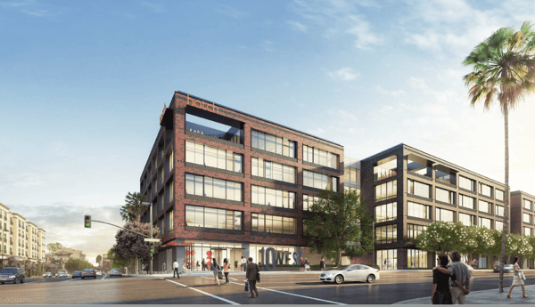 Urban Village on Parsons' Campus Expected to Boost Los Angeles Suburb