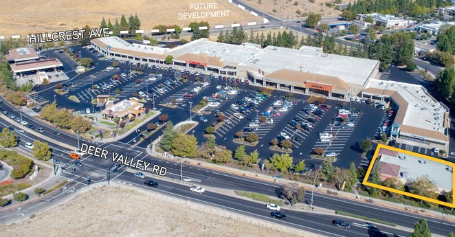 Avison Young brokers building acquisition on behalf of Dow Credit Union in Antioch, CA