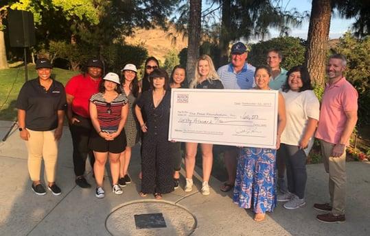 Avison Young - Los Angeles Raises $60,000 for the Posse Foundation!