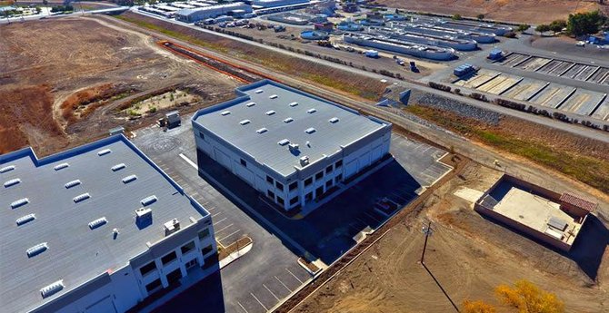 Lake Elsinore, $3.46-million industrial building acquisition by San Diego Ice Company