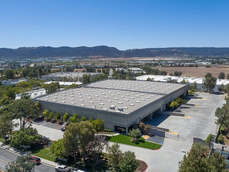 Avison Young completes $9.35 million sale of a 102,320-SF industrial building in Temecula, CA