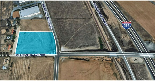 Avison Young announces sale of 5.87-acre land parcel for new industrial development in Perris, CA
