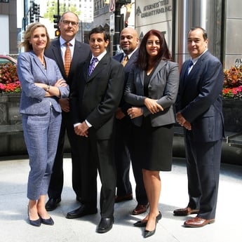 Avison Young bolsters global finance team with five strategic appointments