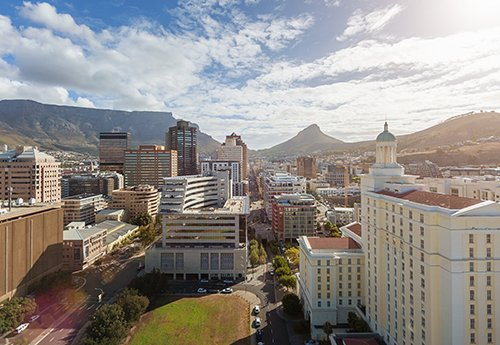 Avison Young opens first office on African continent