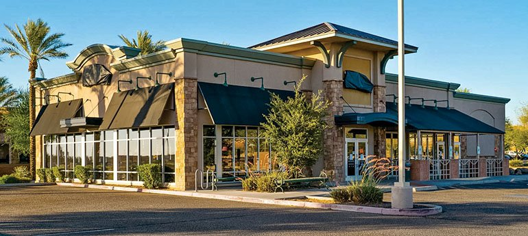 Avison Young announces $2.15 million acquisition of restaurant property for new Barro's Pizza location in Gilbert, AZ