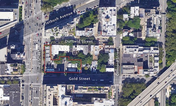 Bruman Realty Buys Downtown Brooklyn Site for $60 Million