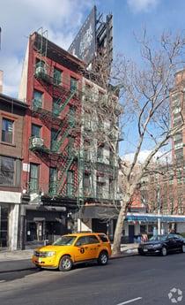 citybizlist: Avison Young Marketing Mixed-use Building at 356 Bowery