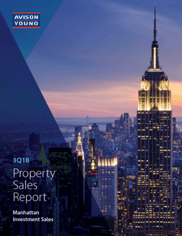 NYC CRE Sales Surged In Q3 Behind Billion-Dollar Deals