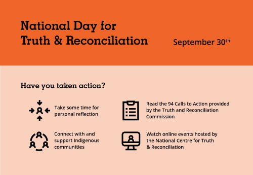 Observing National Day for Truth and Reconciliation
