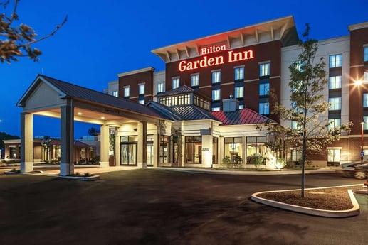 Hospitality Group Lists Hilton Branded Select Service Hotel on Ten-X Auction Platform