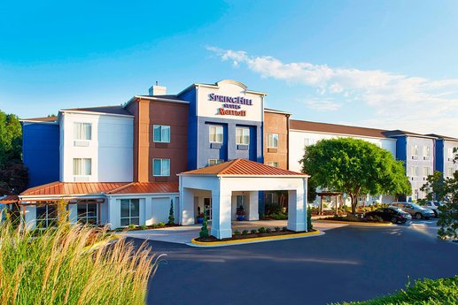 Hospitality Group Lists Marriott Branded Select Service Hotel in Southeast U.S.