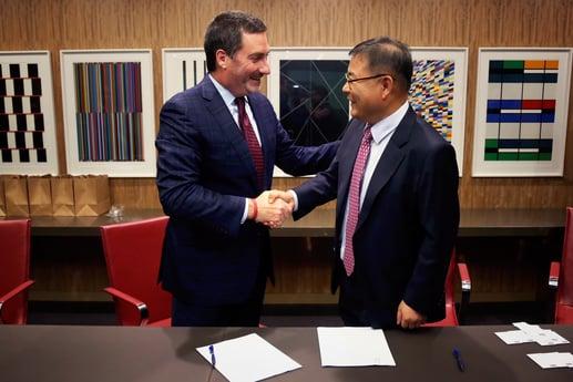 Avison Young eröffnet erstes Büro in Asien