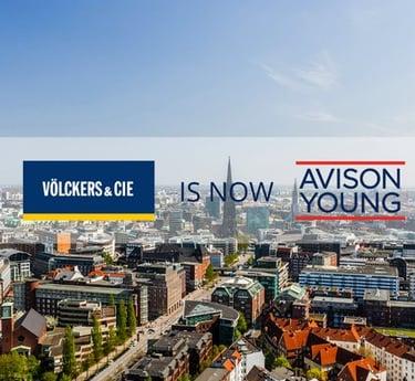 Avison Young übernimmt Völckers & Cie Immobilien GmbH Real Estate Advisors aus Hamburg