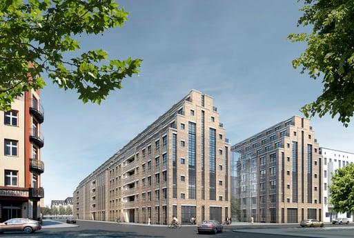 Neues Headquarter für Lieferando in Berlin