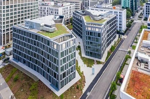 Let´s TWIST again: Beko Grundig Deutschland verlegt Nordeuropa-Zentrale in THE TWIST Eschborn
