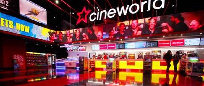 Avison Young supports Cineworld with re-opening programme