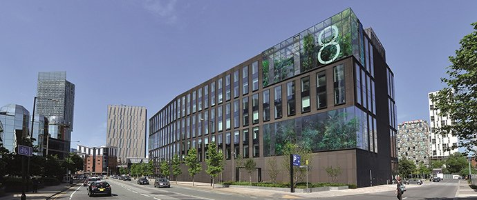 Ashtrom Properties UK snaps up No.8 First Street for £82m