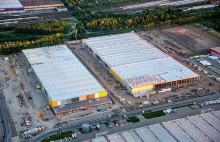Avison Young advises on acquisition of two Amazon logistic properties in Dortmund, Germany
