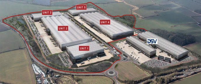 IM Properties' Mercia Park secures Industrial Deal of the Year over 250,000 sq ft at IAS 2020 Awards