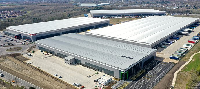 April marks successful month for East Midlands industrial lettings