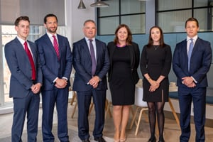 Avison Young expands transactional capabilities in Scotland with five new appointments
