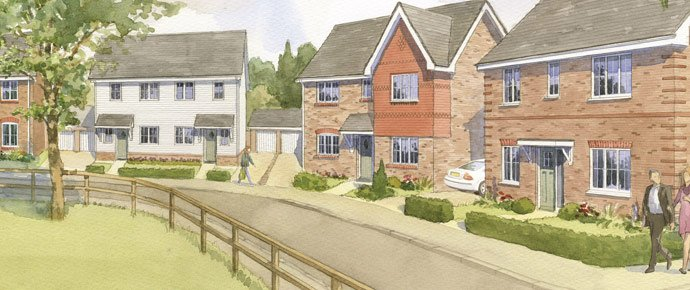 Avison Young swaps biscuits for new homes from Bellway