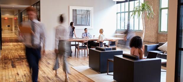 Significant deals boost 'Big Nine' office market outlook